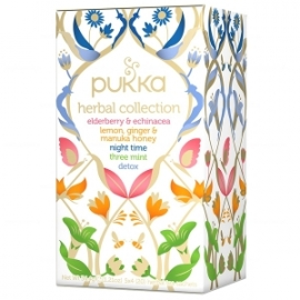 Pukka Herbal Collection 20 saszetek