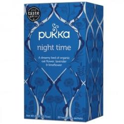 Pukka Night Time BIO 20 saszetek