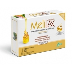MELILAX PEDIATRIC Mikrowlewka dla dzieci 6 mikrowlewek po 5g