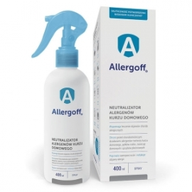 Allergoff aerozol 400 ml