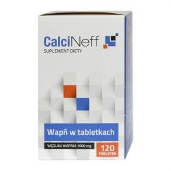 CalciNeff 120 tabletek