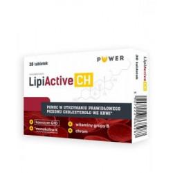 LipiActive CH 30 tabletek