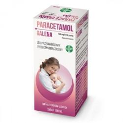 Paracetamol Galena 120mg/5ml 100ml