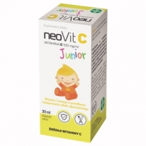 NeoVit C Junior 100mg/ml 30ml