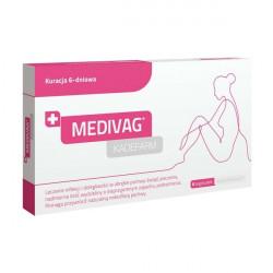Medivag Kadefarm 6 kapsułek