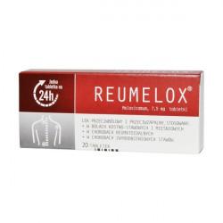 Reumelox 7,5mg 20 tabletek