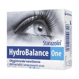 Starazolin HydroBalance One krople oczne 12 x 0,5 ml
