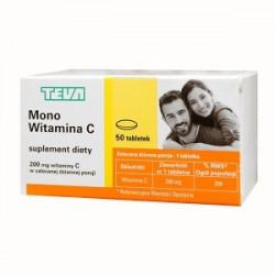 Mono Witamina C 50 tabletek