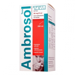Ambrosol TEVA 30mg/5ml syrop 200ml