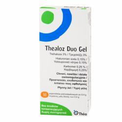 Thealoz Duo Gel żel płynny do oczu 30 pojemników po 0,4g