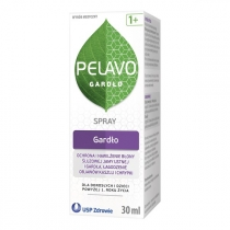 Pelavo Gardło Spray 30ml