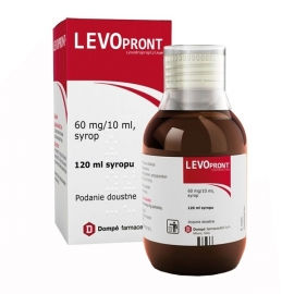 Levopront 60mg/10ml 120ml