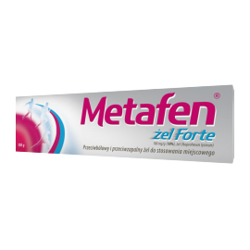 Metafen Forte żel 100g