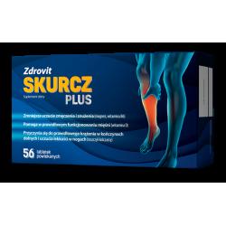 Zdrovit Skurcz Plus 56 tabletek