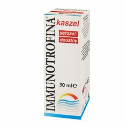 Immunotrofina kaszel aerozol doustny 30ml