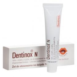 Dentinox N 10g tuba