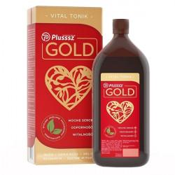 Plusssz Gold Vital Tonik Płyn doustny 900ml