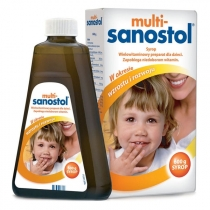 Multi-Sanostol płyn  600ml