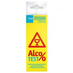 Test Alco test 1 sztuka