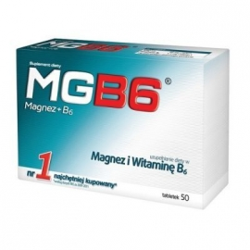MgB6 50 tabletek