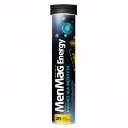 MenMAG Energy Magnez dla mężczyzn 20 tabletek