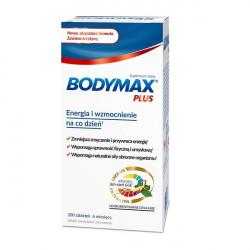 Bodymax Plus z lecytyną 200 tabletek