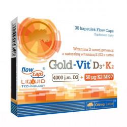 Olimp Gold-Vit D3+K2 30 kapsułek