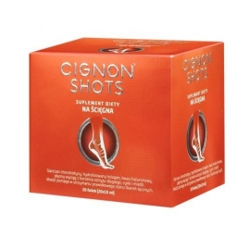 Cignon Shots 20 fiołek 20x10ml