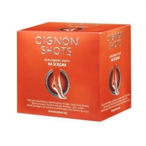 Cignon Shots 20 fiołek 20x10ml