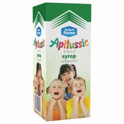 Apitussic syrop 52mg/5ml 120ml