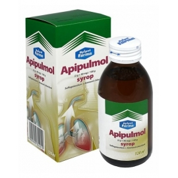 Apipulmol syrop (2g + 90mg)/100g 120ml