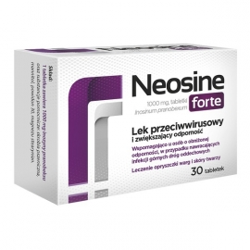 Neosine Forte 1000mg 30 tabletek