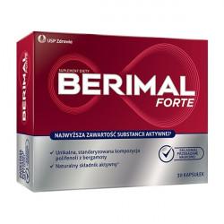 Berimal Forte 30 kapsułek