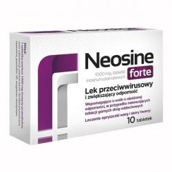 Neosine Forte 1000mg 10 tabletek