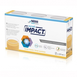 Impact Oral Smak waniliowy 3x237ml 12.07.2020 r. + Impact Oral Smak waniliowy 3x237ml 12.07.2020 r