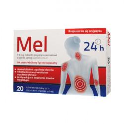 Mel 7,5mg 20 tabletek