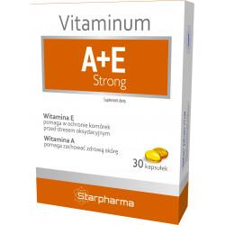 Vitaminum A+E Strong 30 kapsułek