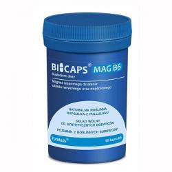 ForMeds Bicaps Mag B6 60 kapsułek