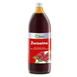 Ekamedica Żurawina sok 1000ml