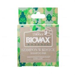 L'Biotica Biovax Szampon w kostce skrzyp polny i aloes 82g