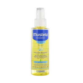 Mustela Bebe Olejek do masażu Spray 100ml