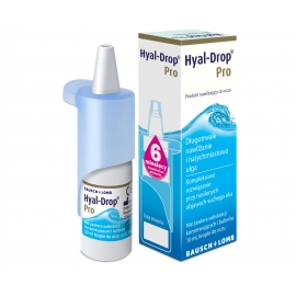 Hyal Drop Pro krople do oczu 10 ml