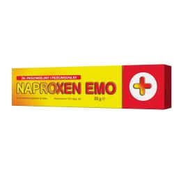 Naproxen Emo żel 100mg/g 55g