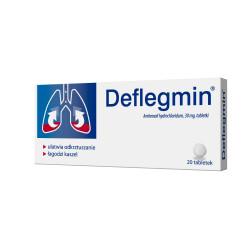 Deflegmin 30mg 20 tabletek