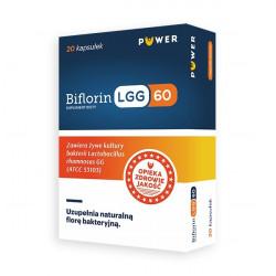 BiFlorin LGG 60 20 kapsułek