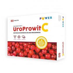 Uroprowit C 60 tabletek