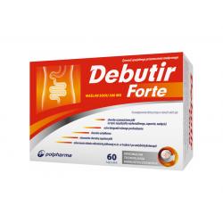 Debutir Forte 300mg 60 kapsułek