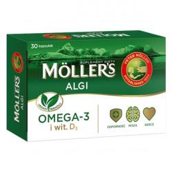 Moller's Algi 30 kapsułek