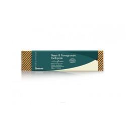 HIMALAYA Herbals Organiczna pasta do zębów z miodłą indyjską i granatem 150g