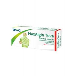 MaxAlgin Teva 500mg 10 tabletek